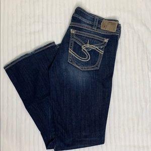 Silver Jeans Co Suki Surplus Jeans